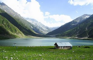 essay on lake saif ul malook