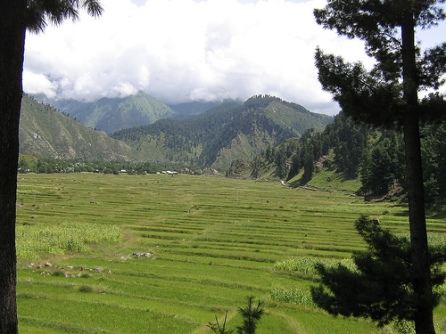Leepa Valley, Azad Kashmir