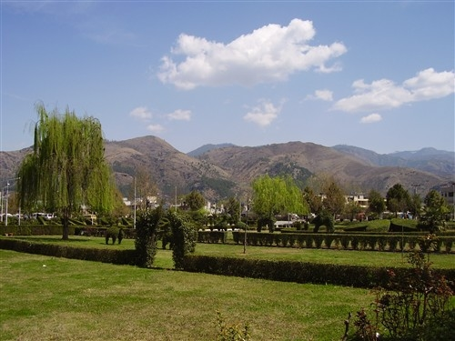 visit hill station pakistan essay
