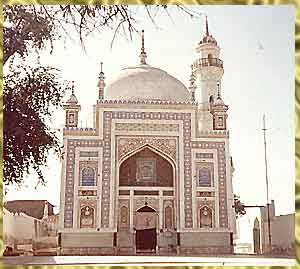 Mazar of Hz Mian Muhammad Bakhsh