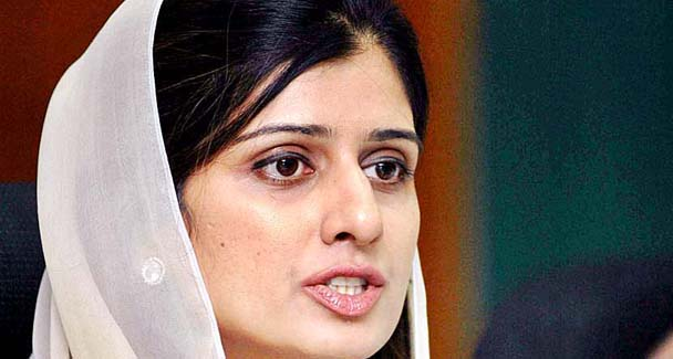 Hina Rabbani Khar In Saree Advertisement - hina-rabbani-khar-minister-hamid-karzai-1