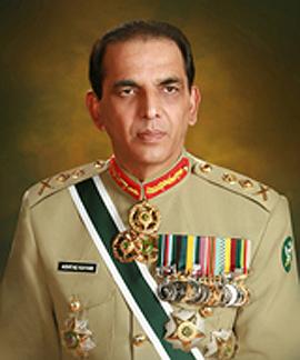 Kayani Pakistan Army Wont Leave Border Areas Until Terrorists Defeated