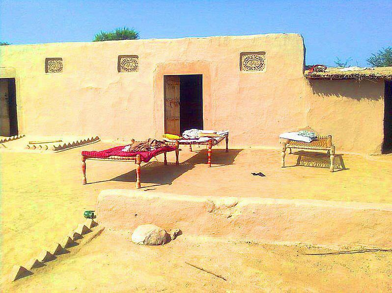 Colors of punjab rural pakistan 3 of 4 wonders of pakistan - Beautiful panoramic view house to take full advantage of the scenery ...