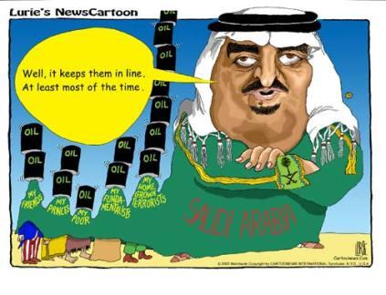 SaudiArabiaOil